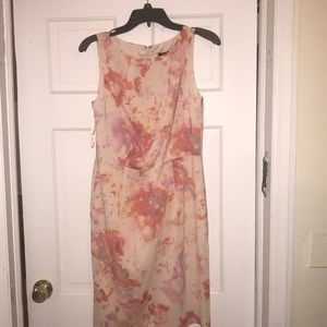 NWT Ann Taylor Sleeveless Light Dress Size 8